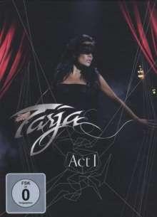 Tarja Turunen (ex-Nightwish): Act 1 (Mediabook) (3DVD + 2CD), 3 DVDs