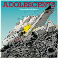 Adolescents: American Dogs In Europe (ep), Maxi-CD
