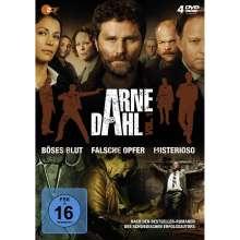 Arne Dahl Vol. 1, 4 DVDs