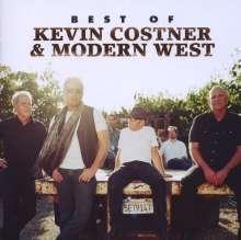 Kevin Costner & Modern West: Best Of, CD