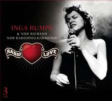 Inga Rumpf: Radio Love, 3 CDs