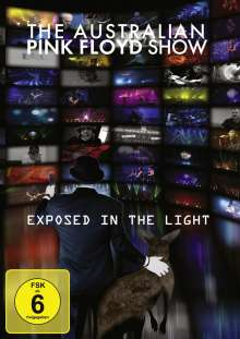 The Australian Pink Floyd Show: Exposed In The Light: Live 2012, DVD