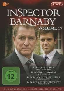 Inspector Barnaby Vol. 17, 4 DVDs