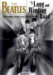 The Beatles: A Long And Winding Road: The Complete History, 4 DVDs