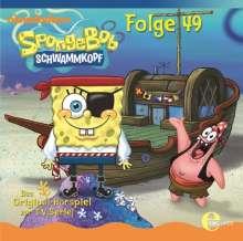 (Folge 49) - Original Hörspiel z.TV-Serie, CD