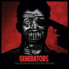 The Generators: Deconstruction Of Dreams (EP), CD