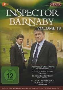 Inspector Barnaby Vol. 18, 4 DVDs