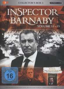 Inspector Barnaby Collector's Box 3 (Vol. 11-15), 21 DVDs