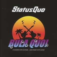 Status Quo: Bula Quo!, 2 CDs