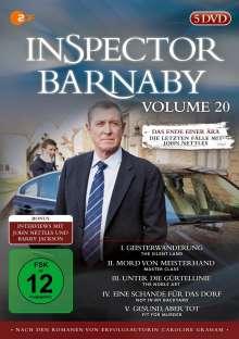 Inspector Barnaby Vol. 20, 5 DVDs