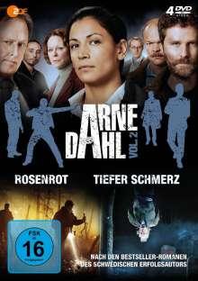 Arne Dahl Vol. 2, 4 DVDs