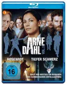 Arne Dahl Vol. 2 (Blu-ray), 3 Blu-ray Discs