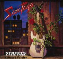 Savatage: Streets: A Rock Opera. Narrated Version + The Video Collection, 1 CD und 1 DVD