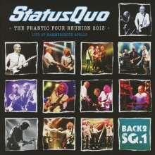 Status Quo: Back 2 SQ.1 - The Frantic Four Reunion 2013 : Live At Hammersmith Apollo 2013, 2 CDs