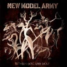 New Model Army: Between Dog And Wolf, CD