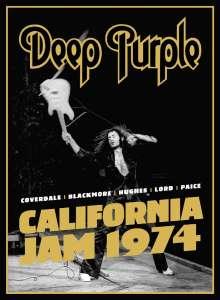 Deep Purple: California Jam 1974, DVD