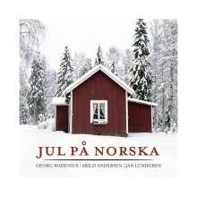 Georg Wadenius, Jan Lundgren & Arild Andersen: Jul Pa Norska, CD