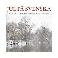 Georg Wadenius, Jan Lundgren & Arild Andersen: Jul Pa Svenska, CD