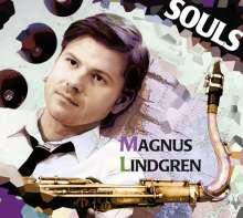 Magnus Lindgren (geb. 1974): Souls, CD