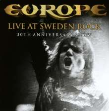 Europe: Live At Sweden Rock: 30th Anniversary Show, 2 CDs