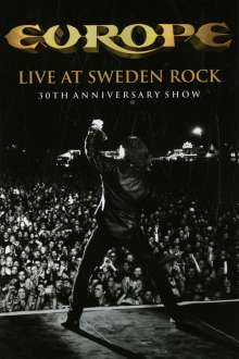 Europe: Live At Sweden Rock: 30th Anniversary Show, DVD
