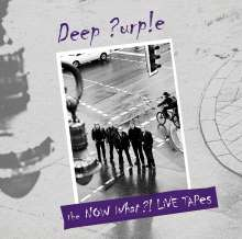 Deep Purple: The Now What?! - Live Tapes (180g), 2 LPs