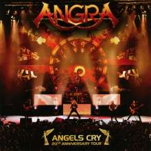 Angra: Angels Cry (20th Anniversary Tour), 2 CDs