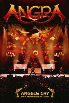 Angra: Angels Cry (20th Anniversary Tour), DVD