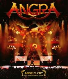 Angra: Angels Cry (20th Anniversary Tour), Blu-ray Disc