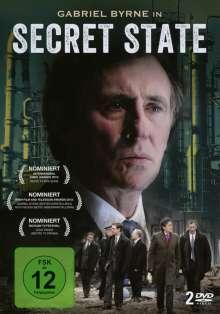 Secret State, 2 DVDs