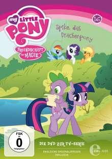 My Little Pony 16: Spike, das Drachenpony, DVD