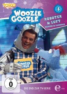 Woozle Goozle Folge 5: Roboter & Luft, DVD