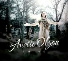 Anette Olzon: Shine (Digisleeve), CD