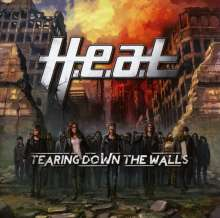 H.E.a.T.: Tearing Down The Walls, CD