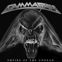 Gamma Ray (Metal): Empire Of The Undead, CD