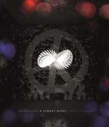 Marillion: A Sunday Night Above The Rain: Live 2013, Blu-ray Disc