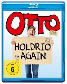 Otto - Holdrio Again: Otto live in Essen (Blu-ray), Blu-ray Disc