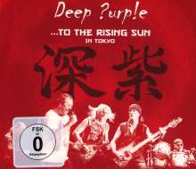 Deep Purple: To The Rising Sun (In Tokyo 2014), 2 CDs und 1 DVD