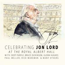 Deep Purple & Friends: Celebrating Jon Lord - The Composer: Live At The Royal Albert Hall, CD