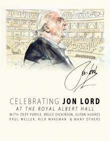 Deep Purple & Friends: Celebrating Jon Lord: Live At The Royal Albert Hall, 2 DVDs