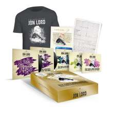 "Deep Purple & Friends: Celebrating Jon Lord (Limited Edition Boxset) (Blu-ray + 3CD + 2 x 7""Vinyl), Blu-ray Disc"