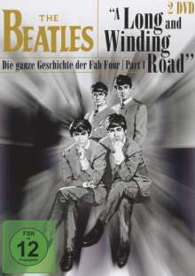 The Beatles: A Long And Winding Road, 2 DVDs