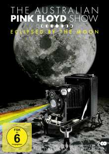 The Australian Pink Floyd Show: Eclipsed By The Moon: Live In Germany 2013, 2 DVDs