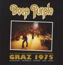 Deep Purple: Graz 1975 (remastered), 2 LPs