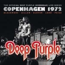 Deep Purple: Live In Copenhagen 1972 (remastered in 2013), 3 LPs