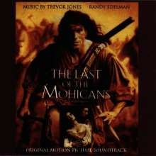 Filmmusik: The Last Of The Mohicans, 2 LPs