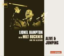 Lionel Hampton (1908-2002): Alive & Jumping (KulturSpiegel), CD