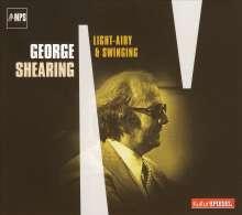 George Shearing (1919-2011): Light-Airy & Swinging (KulturSpiegel), CD