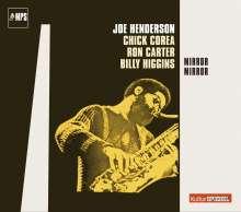 Joe Henderson (1937-2001): Mirror, Mirror (KulturSpiegel), CD
