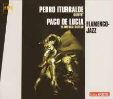 Pedro Iturralde (1929-2020): Flamenco Jazz (KulturSpiegel), CD